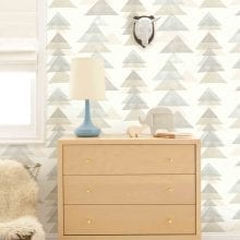 DPR; Dwell Studio; DW2340; fur throw; dresser; lamp; childs room