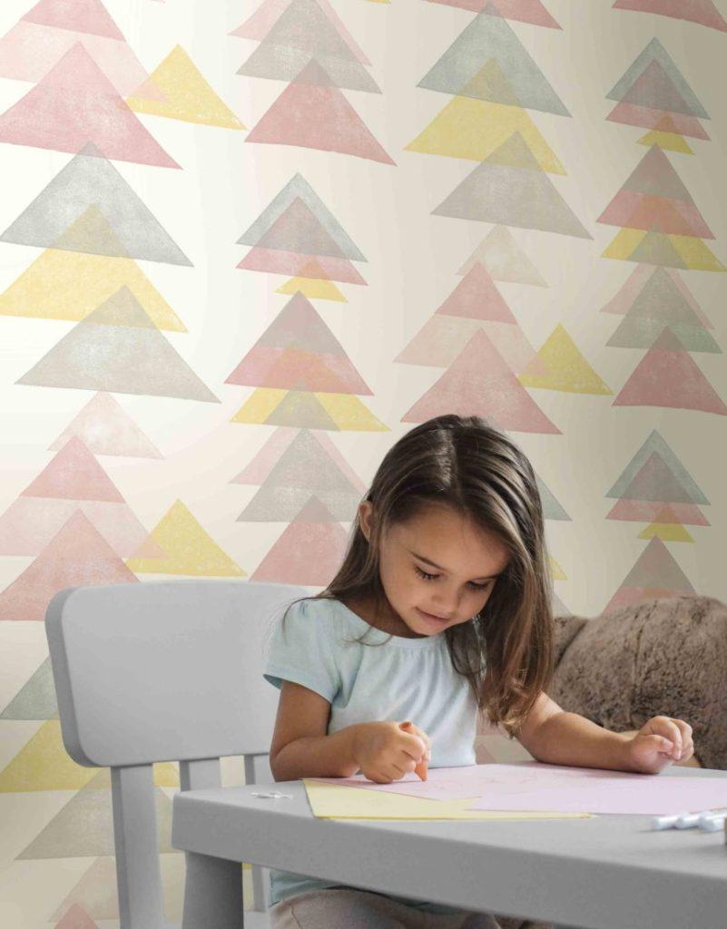 DPR; stocksy image #1052176; DW2341; kid; girl; interior; playroom; living